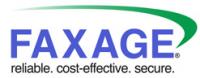 Faxage Logo