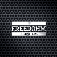 FREEDOHM COMPUTERS Logo