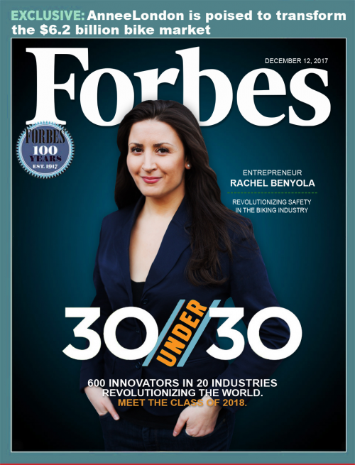 Forbes Awards Top 30 Game Changers in 20 Industries, All Und'