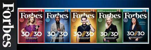 Rachel Benyola Featured in Forbes 30 Under 30'