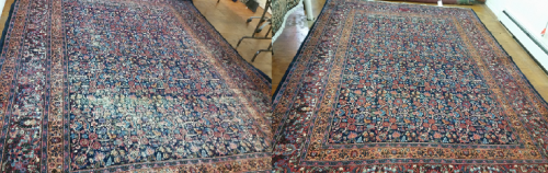 Oriental Rug Restoration'