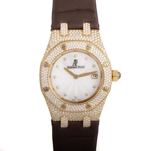 Audemars Piguet Royal Oak Women's Quartz Watch'