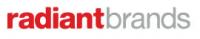 RadiantBrands Logo