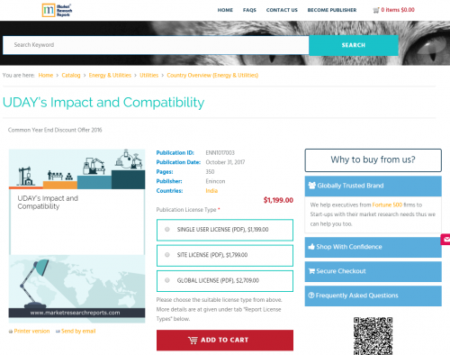 UDAY's Impact and Compatibility'
