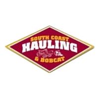 Company Logo For South Coast Hauling & Bobcat'