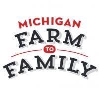 Michigan Farm to Family Logo