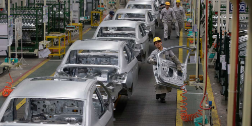 new Automobile Manufacturing'