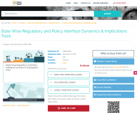 State Wise Regulatory and Policy Interface Dynamics