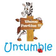 Untumble Logo