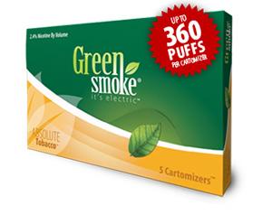 Green Smoke offers Labor Day Bonanza'