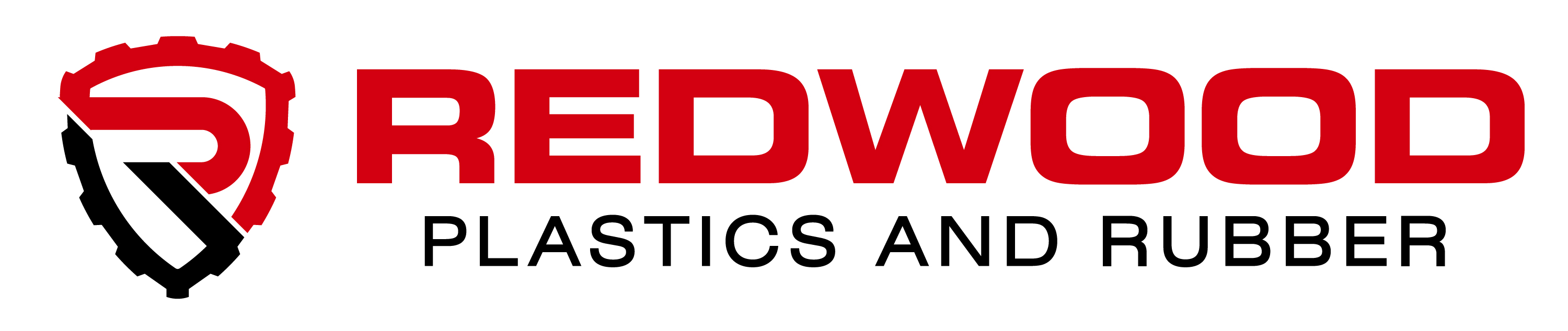 Redwood Plastics and Rubber Logo