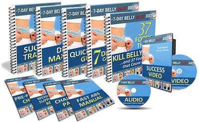 7 day belly blast diet'
