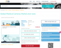 Global Medical Cameras Market 2017 - 2021