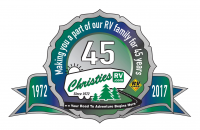Christie's RV Logo