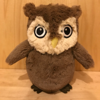 Hunter the Owl