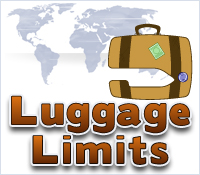 Logo for LuggageLimits.com'