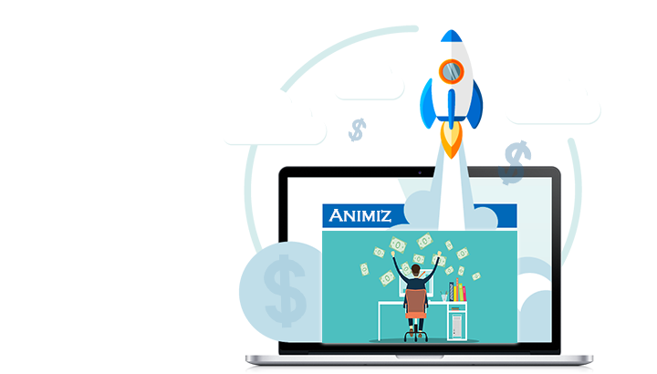 Animiz animation explainer video creator