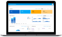 Comprehensive management dashboard