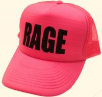 Rage Hats Inc. Logo