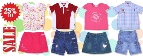 Contemporary Clothing for Kids by Beebay'
