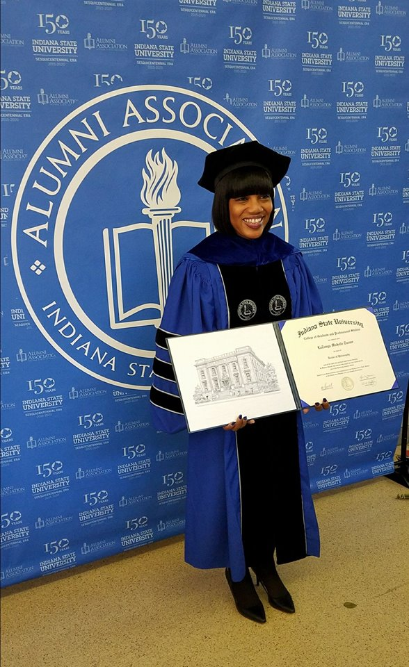 LaTonya Turner Graduation Photo