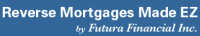 reversemortgagemadeez.com -  Futura Financial Logo