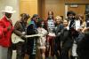 Masters of Funk, Memphis, TN. December 16, 2017'