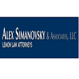 Alex Simanovsky & Associates, LLC, Lemon Law Attorney Logo