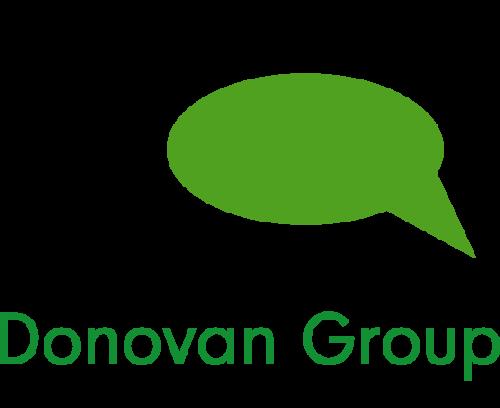 Logo For Donovan Group'