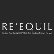 REEQUIL - Hair Regrowth Therapy for Men Logo