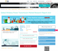 Global Wireless Power Transmission Market Research Report