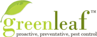 GreenLeaf Pest Control Logo