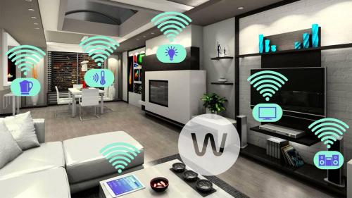 Smart Homes Market'