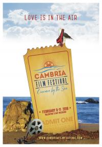 Cambria Film Festival Logo