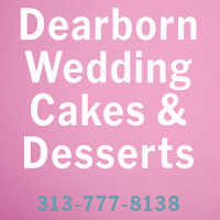Dearborn Wedding Cakes and Desserts Logo