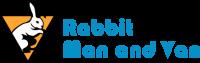 Rabbit Man and Van Logo