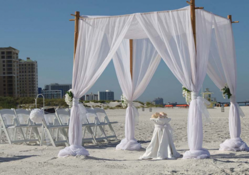 Clearwater beach wedding packages'