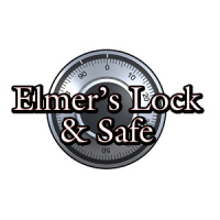 Elmer's Lock And Safe Logo