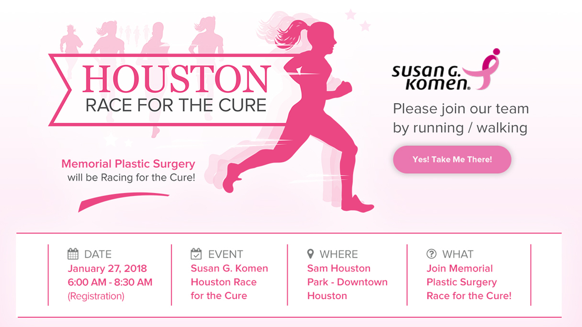 Komen Houston Race for the Cure 2017