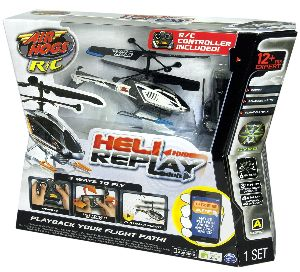 Air Hogs RC Heli Replay Helicopter'