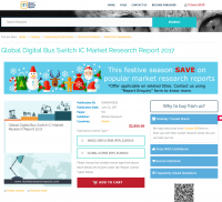 Global Digital Bus Switch IC Market Research Report 2017
