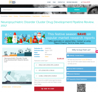 Neuropsychiatric Disorder Cluster Drug Development Pipeline