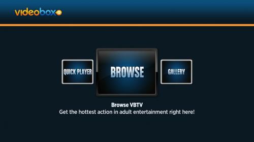 VideoBox Screen Shot'