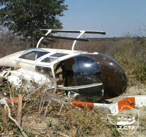 Zimbabwe Conservation Task Force'