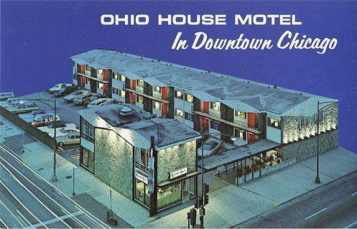 Company Logo For Ohio House Motel'