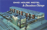 Ohio House Motel Logo