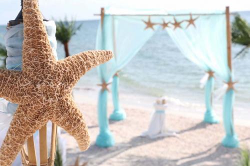Beach wedding packages'