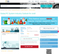 Global PC System Industry Outlook for 2018