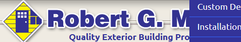 Company Logo For Robert G Miller Building Products'