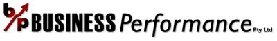Business Performance Pty Ltd Logo'